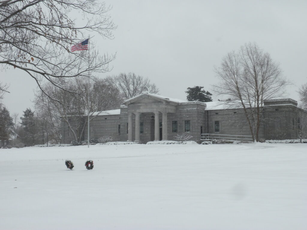 Lakewood Abbey Winter Solstice